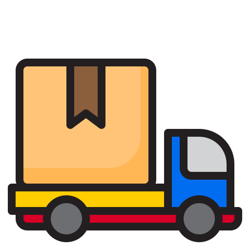 047-delivery truck
